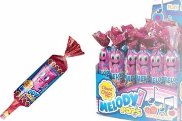 Immagine di PER CH CH MELODY POPS DISPLAY 48 PZ