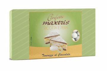 Immagine di ITA CONFETTI MAXTRIS RICOTTA E PERA S/G KG.1