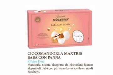 Immagine di ITA CONFETTI MAXTRIS BABA' CON PANNA S/G KG.1