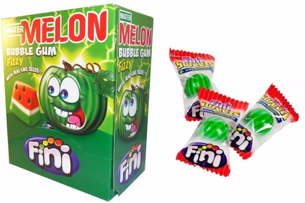 Immagine di FIN CHICLE WATERMELON BOX PZ.200 S/G