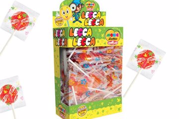 Immagine di CDD LECCA MAGIC LOLLIES S/G GR.5X200