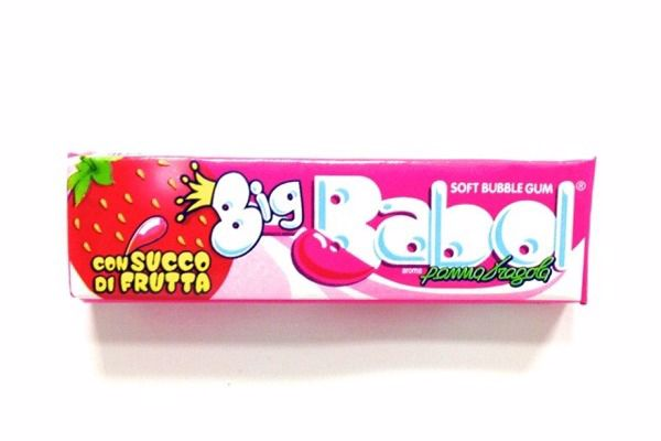 Immagine di PER THE BIG BABOL PANNA FRAGOLA PZ.24x5