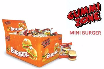 Immagine di MNA GUMMI ZONE MINI BURGER S/G PZ.60