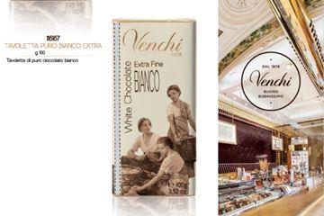 Immagine di VEN TAV. PURO BIANCO EXTRA S/G GR.100