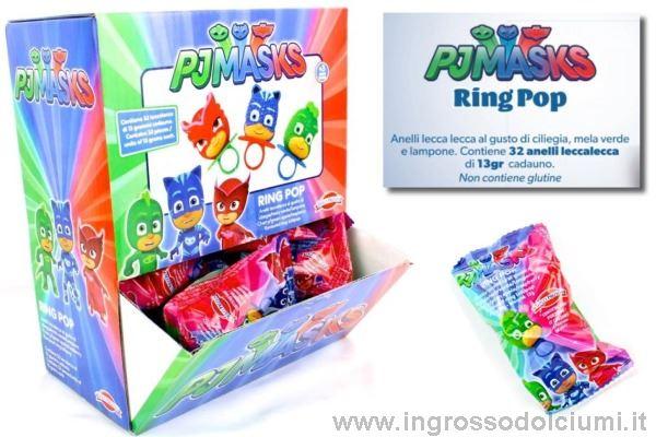 Immagine di ROS RING POP PJMASK S/G 32XGR13