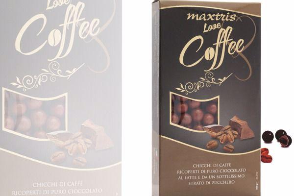Immagine di ITA CONFETTI LOVE COFFEE S/G KG.1