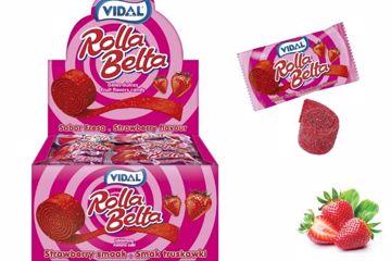 Immagine di VID ROLLA BELTA FRAGOLA FRIZZ BOX 24U