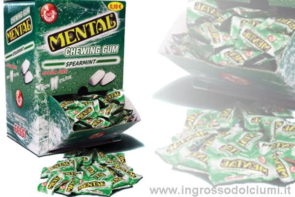 Immagine di FAS BOX MENTAL SPEARMINT 300PZ