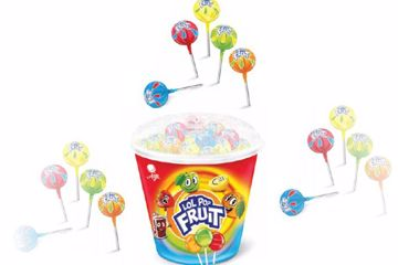 Immagine di DUL ARGO LOLLIPOP FRUIT BAR. S/G 100PZXGR.10