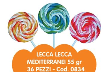 Immagine di SEF LECCA LECCA COLORI MEDITERRANEI GR55 PZ36  (sped. non ass.)