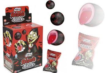Immagine di VID CHICLE BLOOD BALLS BOX S/G 200U