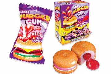Immagine di FIN CHICLE BURGHER GUM S/G BOX PZ.200