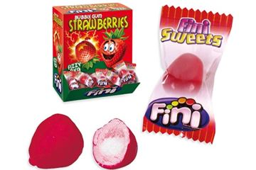 Immagine di FIN CHICLE FRAGOLAS S/G BOX PZ.200
