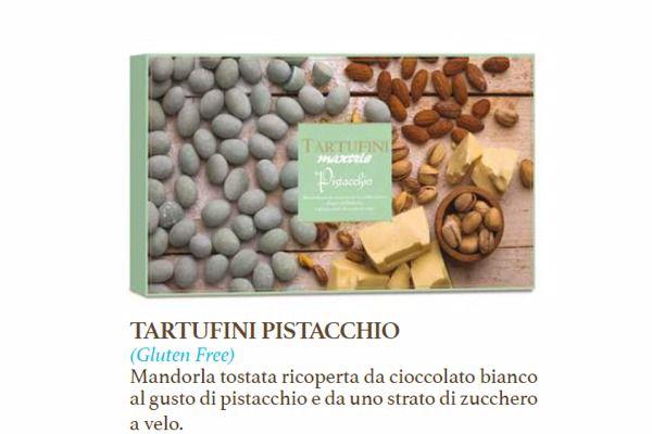 Immagine di ITA TARTUFINI PISTACCHIO S/G GR.500