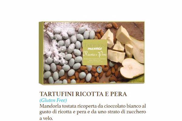 Immagine di ITA TARTUFINI RICOTTA E PERA S/G GR.500