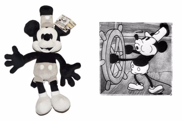 Immagine di IGT TOPOLINO RETRO STEAMBOAT WILLIE