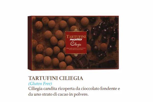 Immagine di ITA TARTUFINI CILIEGIA S/G GR.500