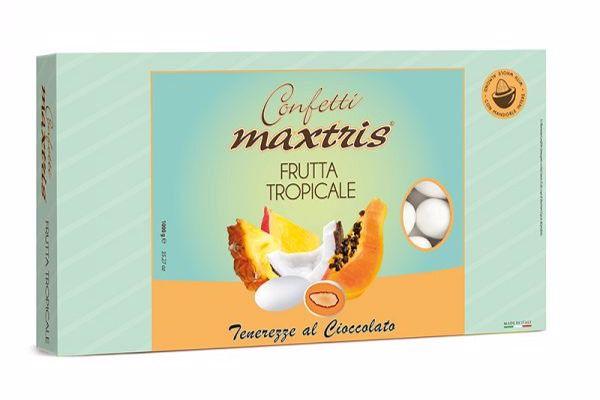 Immagine di ITA CONFETTI MAXTRIS FRUTTA TROPICALE S/G KG.1