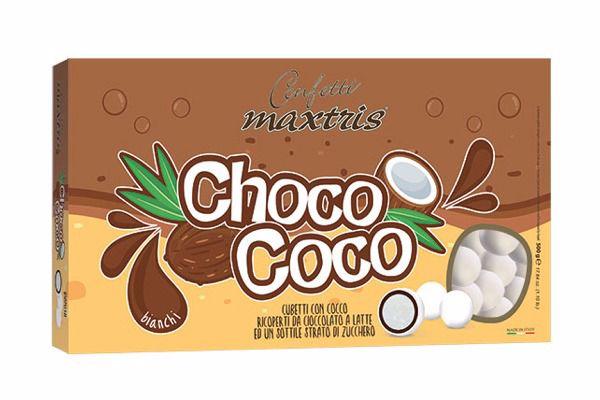 Immagine di ITA CONFETTI CHOCO COCO GR.500