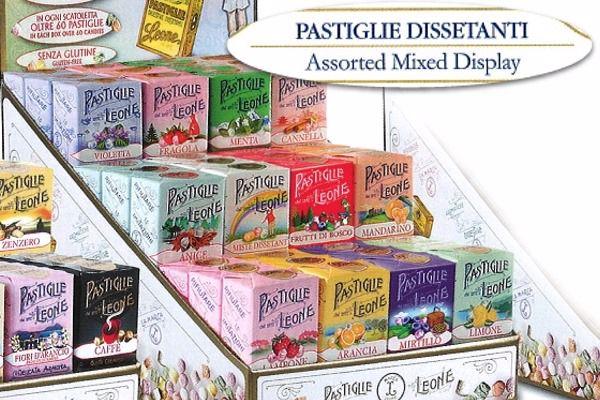 Immagine di LEO EXPO PASTIGLIE DISSETANTI S/G GR30XPZ36