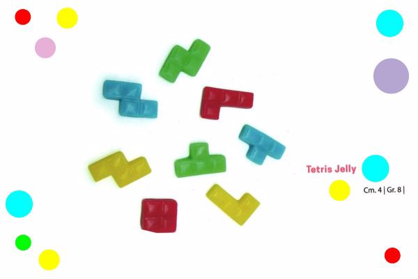 Immagine di SWE ROYPASS TETRIS JELLY S/G KG1