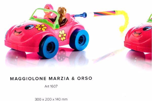Immagine di NIA MAGGIOLONE MARZIA E ORSO PZ.1