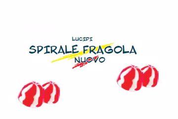 Immagine di DUL DAMEL BACIO SPIRALE FRAGOLA (ROSSO/ROSA) S/G  KG.1