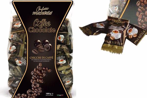 Immagine di ITA CHICCHI DI CAFFE' INCARTATI S/G KG.1