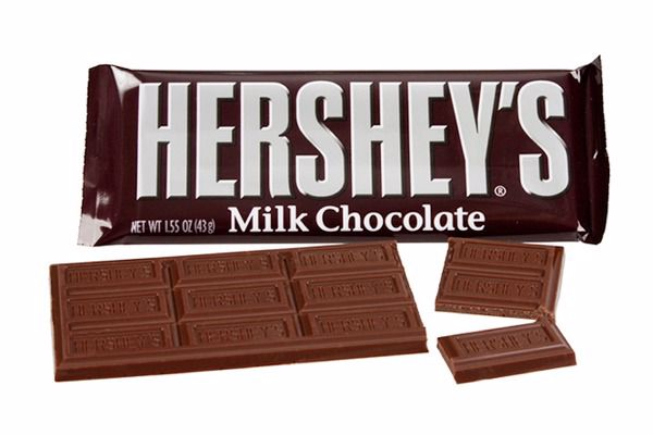 Immagine di USA HERSHEY'S MILK CHOCOLATE 43G PZ.36