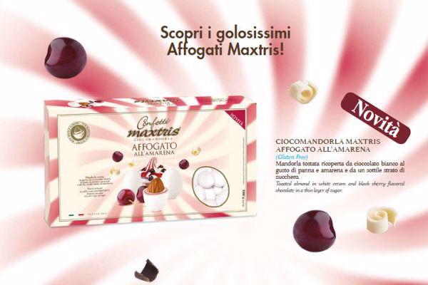 Immagine di ITA CONFETTI MAXTRIS AFFOGATO ALL'AMARENA S/G KG.1