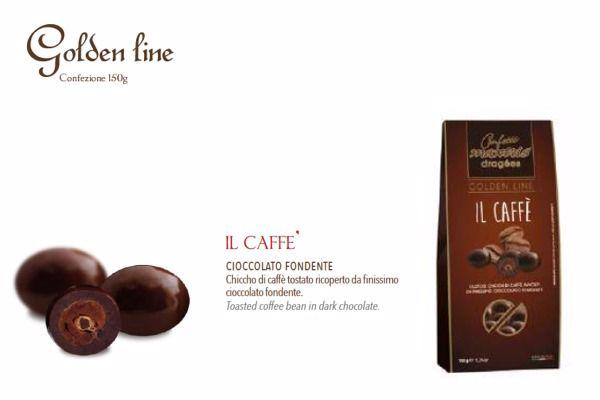 Immagine di ITA PRALINE CAFFE' CIOCC. FONDENTE S/G GR150