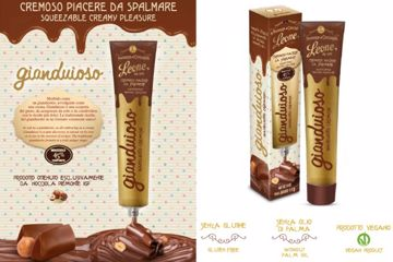 Immagine di LEO GIANDUIOSO (GIANDUIOTTO CREMOSO) S/G VEGAN GR.115