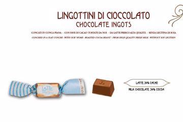 Immagine di LEO LINGOTTI LATTE 34% S/G GR500