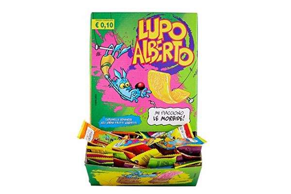 Immagine di PER LUPO ALBERTO ACTIVATION 200 PZ