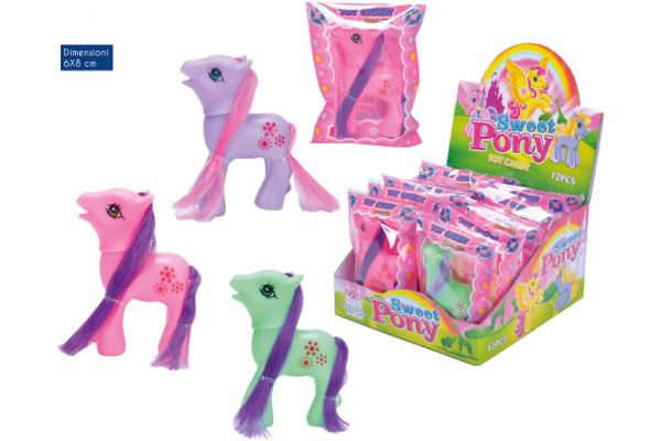 Immagine di ROS SWEET PONY IN BUSTE C/CANDY GR.3 PZ.12