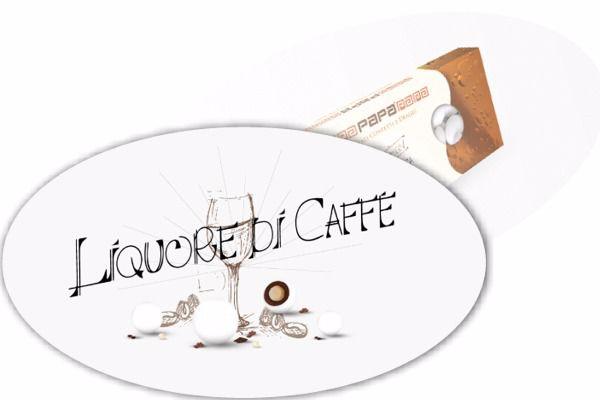 Immagine di DOL LIQUORINI CUORE CREMOSO CAFFE' S/G GR500