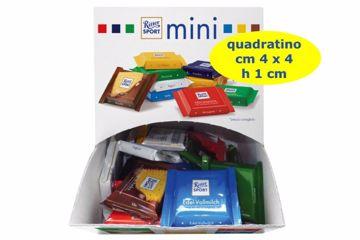 Immagine di RIT BOX RITTER MINI 6 GUSTI PZ 72 X GR 16,67