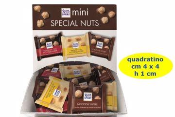 Immagine di RIT BOX RITTER MINI SPECIAL NUTS 3 GUSTI PZ 56 X GR 16,67