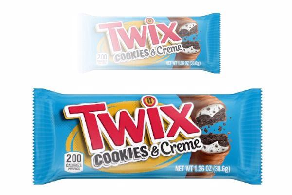 Immagine di USA TWIX COOKIES & CREAM 20 PZ