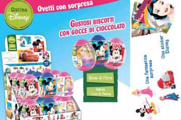 Immagine di JOY DISNEY OVETTO SORPRESA COOKIES PZ18