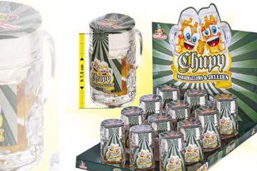 Immagine di CDD CHUPY MINI BOCCALI BIRRA PZ12XGR35 (sped. non ass.)