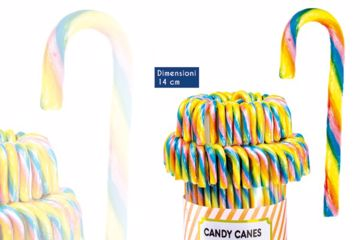 Immagine di ROS CANDY CANES ARCOBALENO GR14X50 (sped. non ass.)