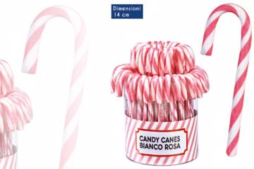 Immagine di ROS CANDY CANES B/ROSA GR14X50 (sped. non ass.)