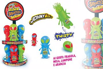 Immagine di JOY ALIENO GEL CANDY EXPO DA PZ 10