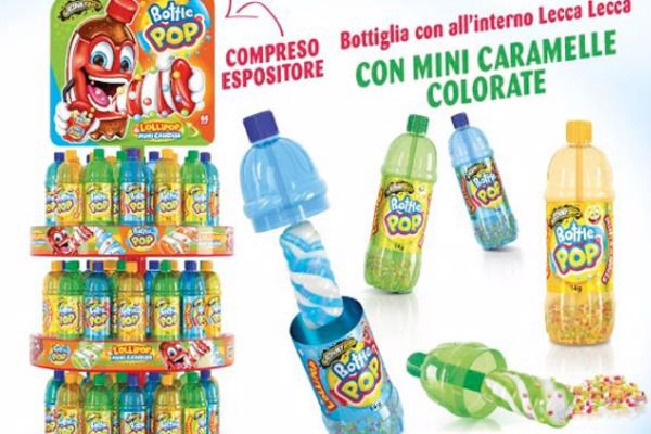 Immagine di JOY LECCA BOTTIGLIA POP EXPO DA PZ 66