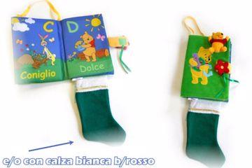 Immagine di LIBRO WINNIE C/CALZA DA CM24 - 2 PEZZI